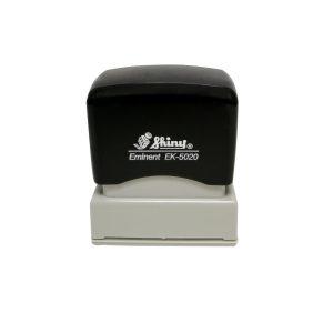 مهر لیزری شاینی مدل E-5020