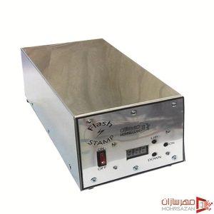 دستگاه مهر لیزری - مهرسازان