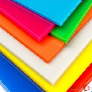 پلکسی گلاس رنگی 2 میلی متر
