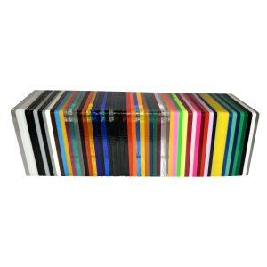 پلکسی گلاس رنگی 2.8 میلی متر
